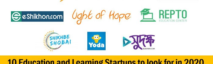 10+ Education & Learning Startups in Bangladesh to watch out in 2020